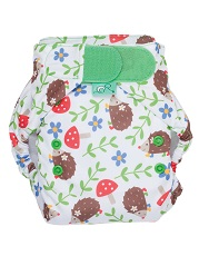 Frugi Hedgehog in Wellies Easyfit Nappy